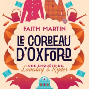Le Corbeau d'Oxford de Faith Martin