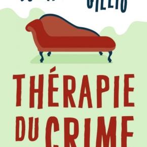 Thérapie du crime de Sophie Jomain et MaximeGillio
