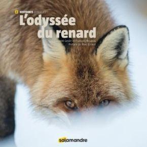 L'Odyssée du renard de Laurent Geslin et FrançoisMoutou