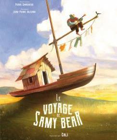 Le Voyage de Samy Bear de BernardVilliot