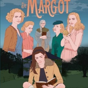 Toutes les vies de Margot de JunoDawson
