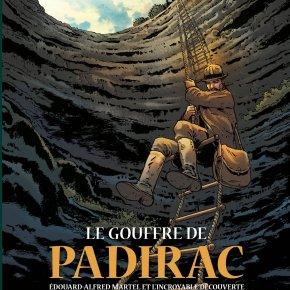 Le Gouffre de Padirac de Laurent Bidot et LucienRollin
