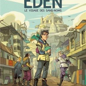 Eden – 1. Le visage des sans-noms de Fabrice Colin et de CaroleMaurel