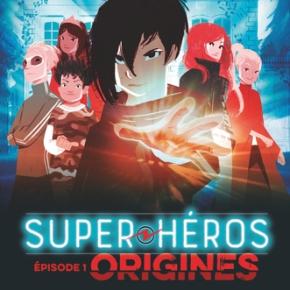 Super Héros – 1. Origines de MaximeGillio