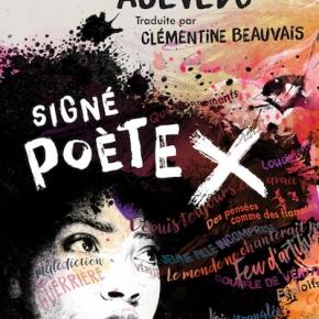 Signé poète X d'Elizabeth Acevedo