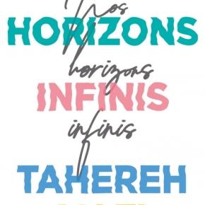 Nos horizons infinis de TaherehMafi