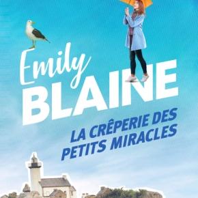 La Crêperie des petits miracles d'EmilyBlaine