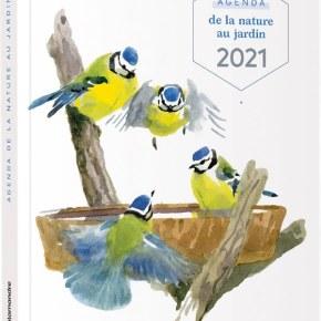 Agenda de la nature au jardin2021