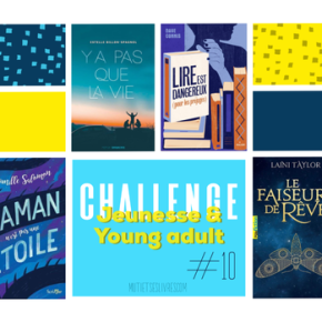 Challenge Jeunesse / Young Adult #10