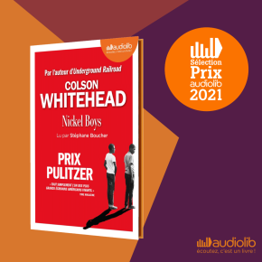 Nickel Boys de Colson Whitehead (Audiolib)