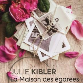 La Maison des égarées de JulieKibler