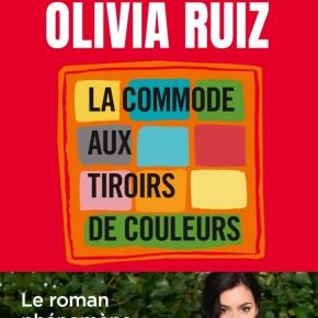 La Commode aux tiroirs de couleurs d'OliviaRuiz