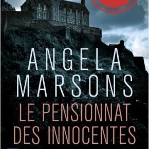 Le Pensionnat des innocentes d'AngelaMarsons